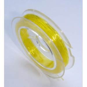 Guta elastica .5 mm culoare galbena (1 m)
