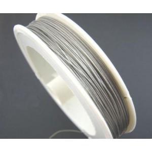 Rola sarma otel cu nylon (Tiger Tail) - 0.45 mm