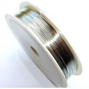Sarma modelaj argintie 0.8 mm