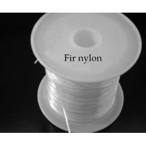 Fir nylon (guta neelastica) transparenta 0.35 mm