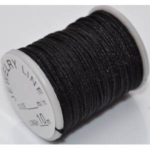 Rola snur (ata) nylon shamballa 1 mm - 10 metri