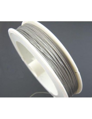 Sarma modelaj, otel cu nylon (Tiger Tail) - 0.3 mm (3 m)