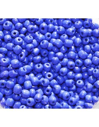 Margele de nisip Albastru marin 6/0 (4 mm)