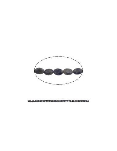 Sodalit oval 14 x 10 mm
