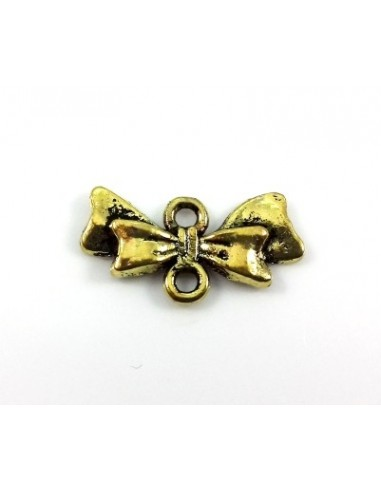 Link (conector) auriu antichizat fundita 20 x 11 x 2 mm