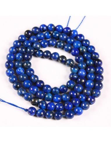 Sfere Lapis Lazuli 4 mm