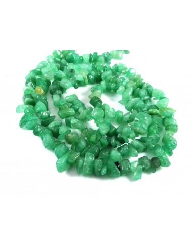 Sirag chipsuri aventurin verde 6 - 12 mm