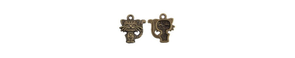 Pandantive, metalice, bronz